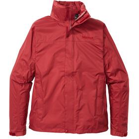 Marmot PreCip Plus Jacket Men brick